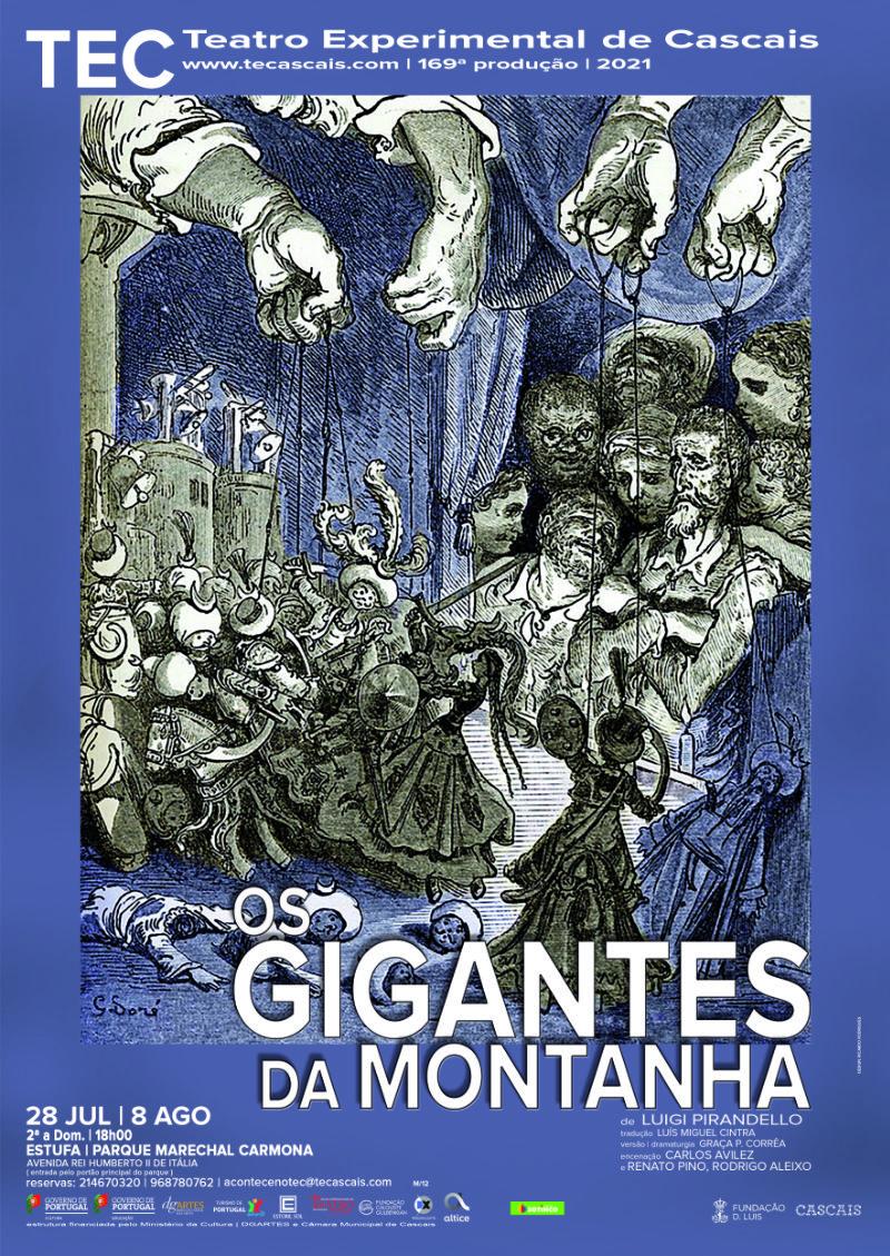 OS GIGANTES DA MONTANHA